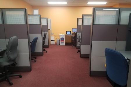 Central Court Offices - Central Court Desk Space