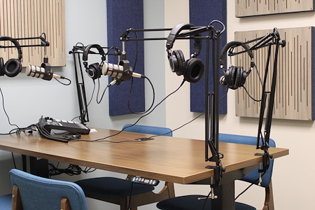 The Work Well - Podcast Booth
