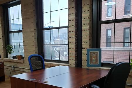 Megalytics, Inc - Open Desk 1