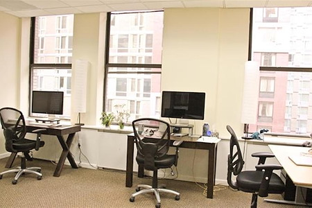 Jay Suites 34th Street - Private Window Day Office