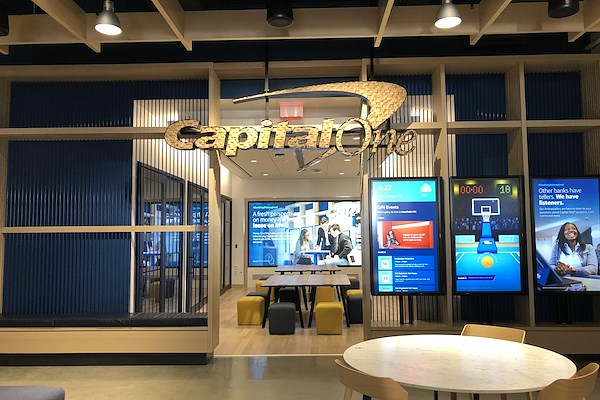 Capital One Cafe - San Diego - Meeting Room 1