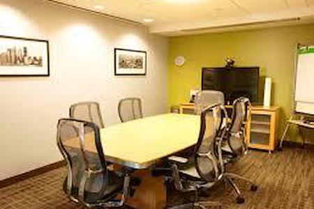 Regus - Wilshire Beverly - 4 Person Meeting Room