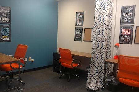 3LS Work|Spaces @ Perimeter Park - Reserved Coworking Desk 1