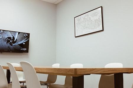 Atmosphere Coworking - Mars Meeting Room