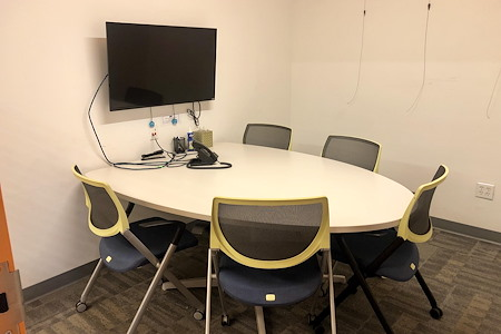 Workbar Arlington - Mill Conference Room