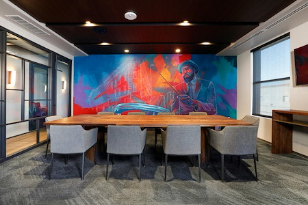 Craft Coworking - Denver - The Rossonian