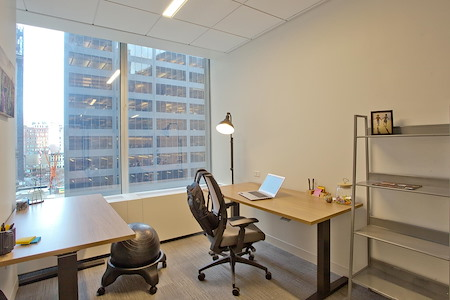 Serendipity Labs New York - Financial District - Dedicated Office