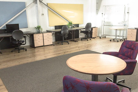 Waterview Wharf VR Offices - Dedicated Desk on the Harbourside