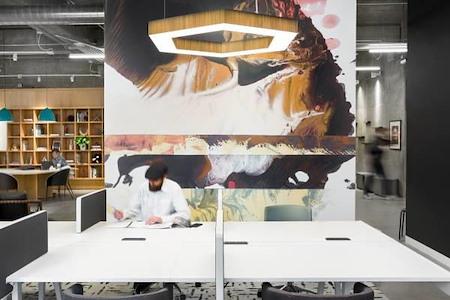Regus   SOMA - Open Desk & Day office membership