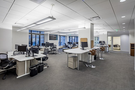 Boston Offices - Exchange Place - Team Suite 500E