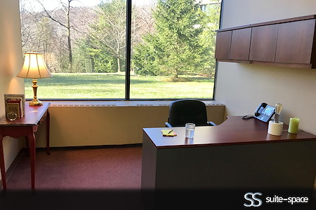 Suite-Space Private & Coworking Offices: Westchester NY - Private Windowed Office