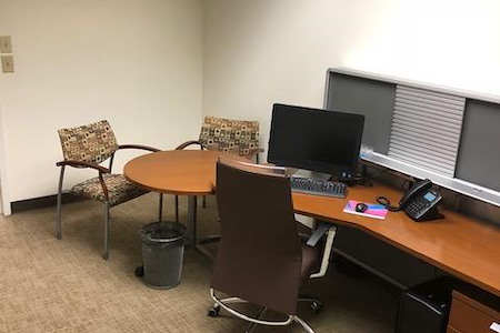 Atlanta Broker Group - Private Office for 2 at Suite 150 (Copy)