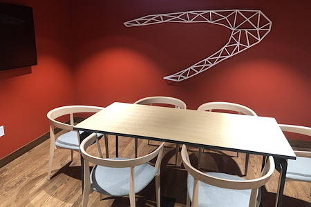 Capital One Café  - South Lake Union - Meeting Room 1