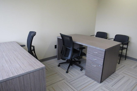 SkyDesk Parsippany NJ - Dedicated Desk