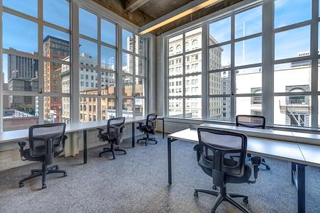 TechSpace San Francisco, Union Square - Suite 520 & 525