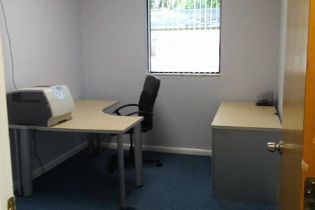 Myrna Hernandez - Fully Furnished Office