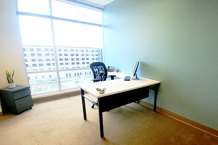 (ALN) One Allen Center - Private Day Office