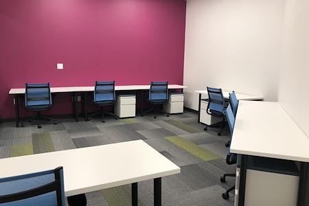 Z-Park Innovation Center Boston - 7 Desks Private Office-Room 109