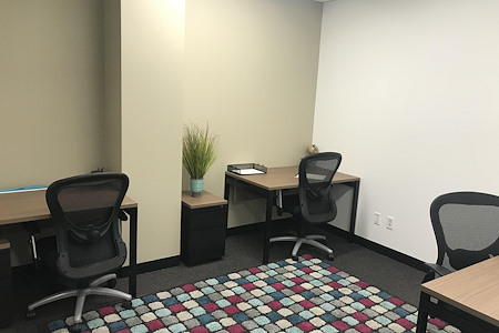Regus -6975 Union Park Avenue, - Office 1