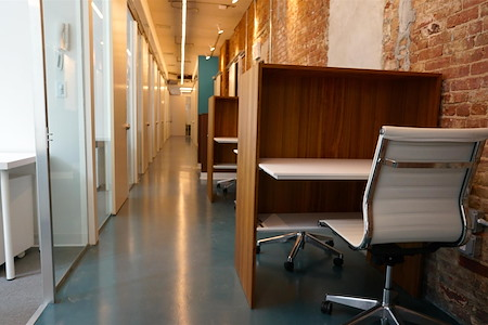 The Yard: Flatiron South - Dedicated Desk Nook