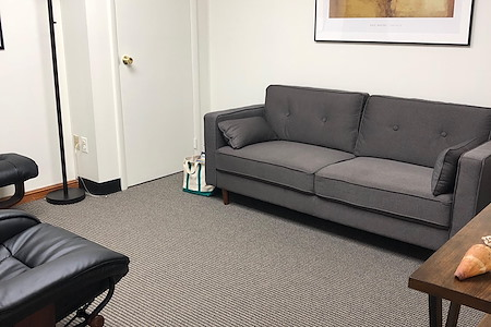 Psychotherapy Office Space for immediate sublet - Office 4