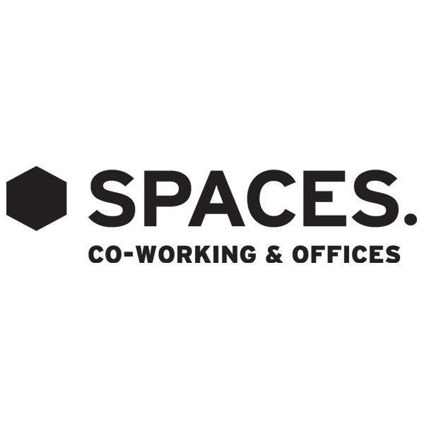 Logo of SPACES at the Water Garden