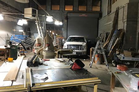 Chicago Fabrications - Lumber Warehouse