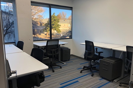 Optimum Coworking - Two-Person Office