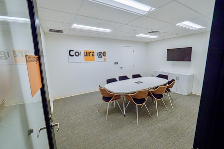 Upward Hartford - Courage Conference Room