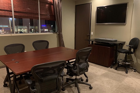 Brea Marketplace - Office Space - Conference Room - Private Office