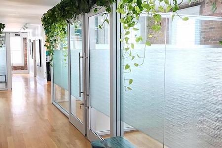 Rising Tide Innovation Center - Private Office