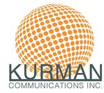 Logo of Kurman Communications, Inc.