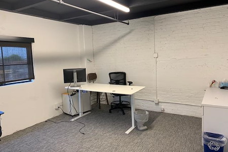 Revolution Foods - Upstairs private office