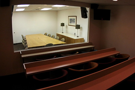 I.C. International - Conference Room  & Viewing Room