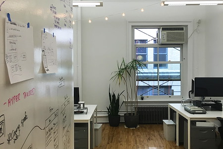 Engine Digital- New York - SoHo studio with room to 6