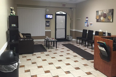 VIVID Tax & Business Solutions - Front Office/Training Room