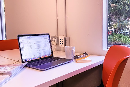 Enerspace Coworking - Dedicated desk