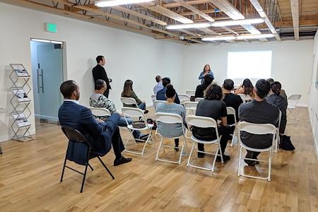 Alfi Trade Inc. - Creative  Work Space in Fancy Building