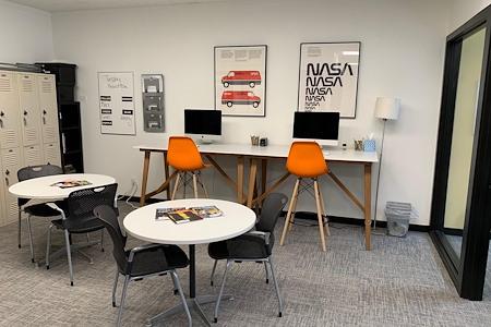 North Avenue Education - Study Lounge