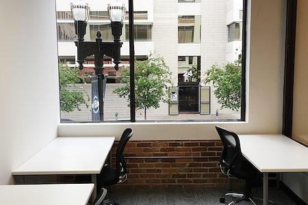 Novel Coworking Jacksonville - Dedicated Desk  Interior