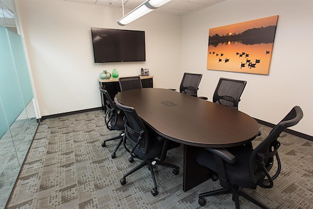 ExecuSuites I-270 - Rock Creek Conference Room