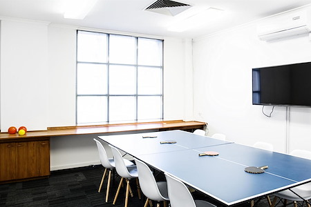 The Workery Coworking Space Elsternwick - Main Meeting Room