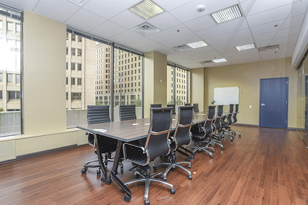 TKO Suites - 300 Delaware - Co-Working Space with a Dedicated Desk