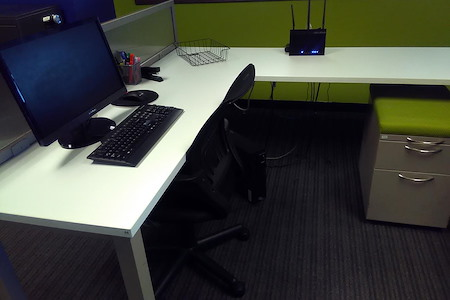 Co-Working Solutions - Open Desk- 9th Floor