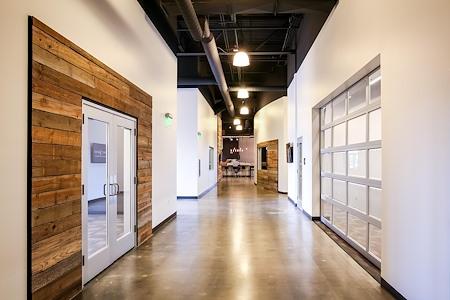 Salt Mine Productive Coworking Space - The Garage