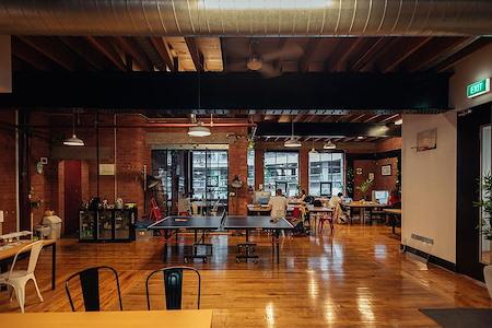 Framework Melbourne - Permanent Desk