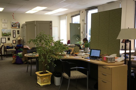 Burlingame Office Suite - Office 1