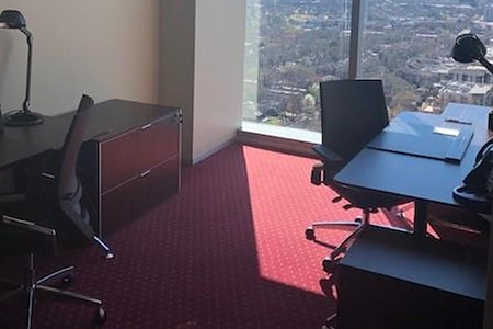 Servcorp - Atlanta 12th & Midtown - Private Office with views [Suite 4]