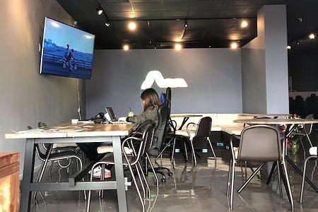 Cyber Racoon - Meeting room