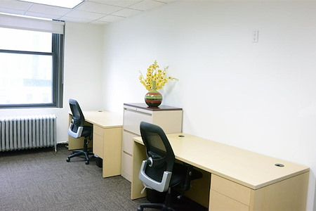 Corporate Suites: 1001 6th Ave. (37th) - Midtown Private Team Office